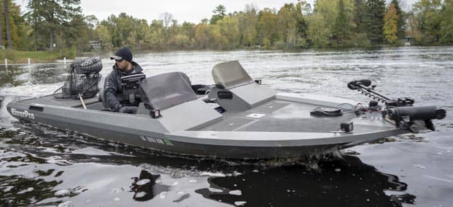 Picking The Perfect Boat For Midwest River Fishing