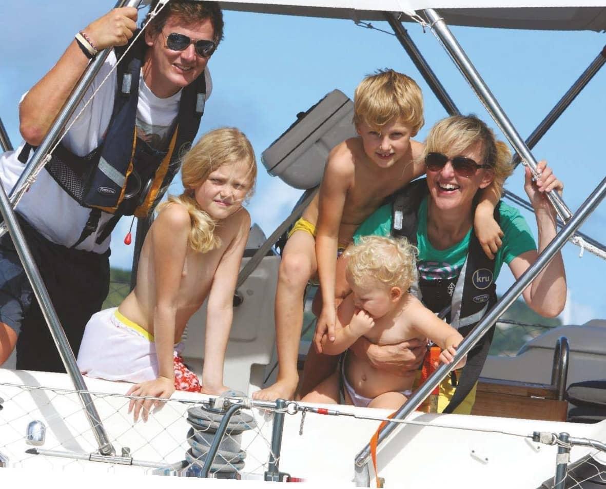 Sailing around the world SAVED MY MARRIAGE