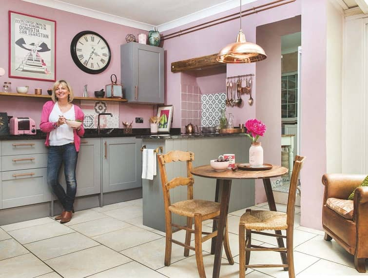 Reader's HOME - Think PINK