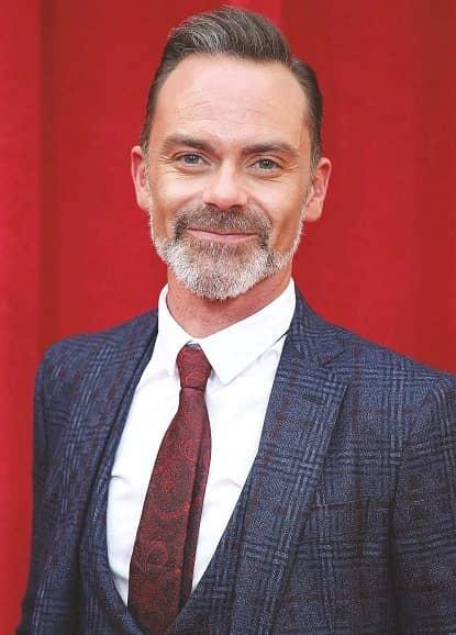 Daniel Brocklebank 'It's strange being back at work'