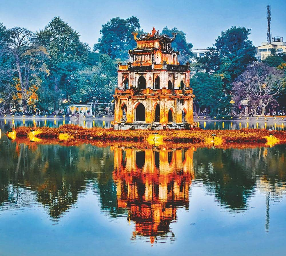 7 things you must do in Hanoi