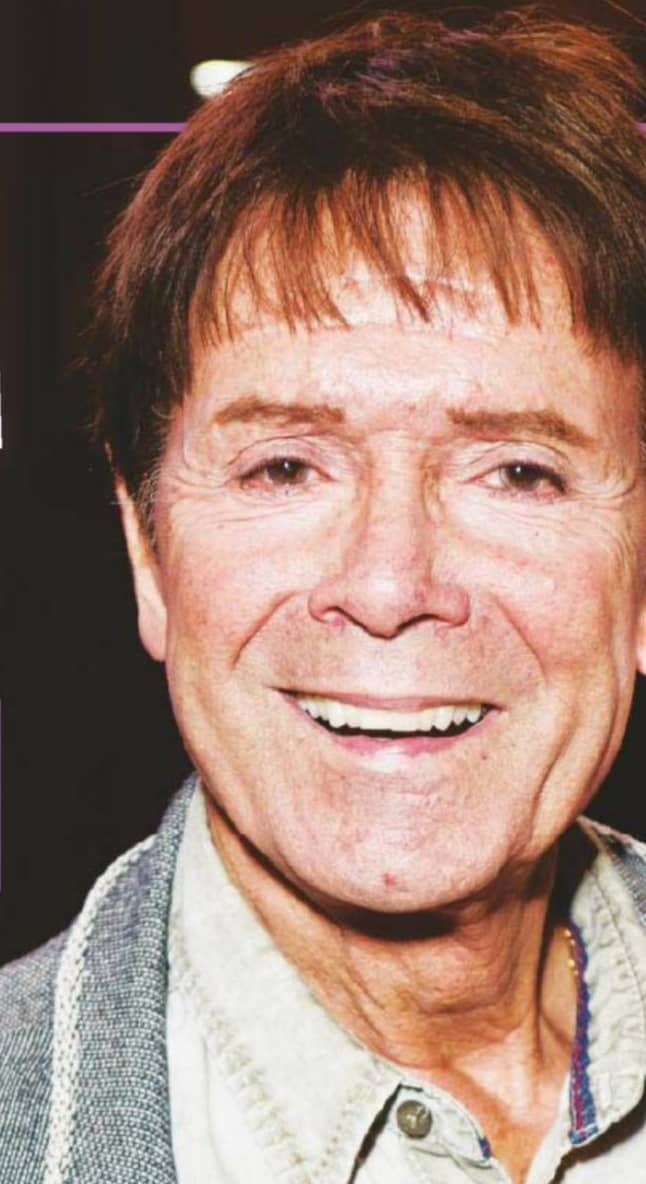Sir Cliff Richard - 'I am one of the luckiest people'
