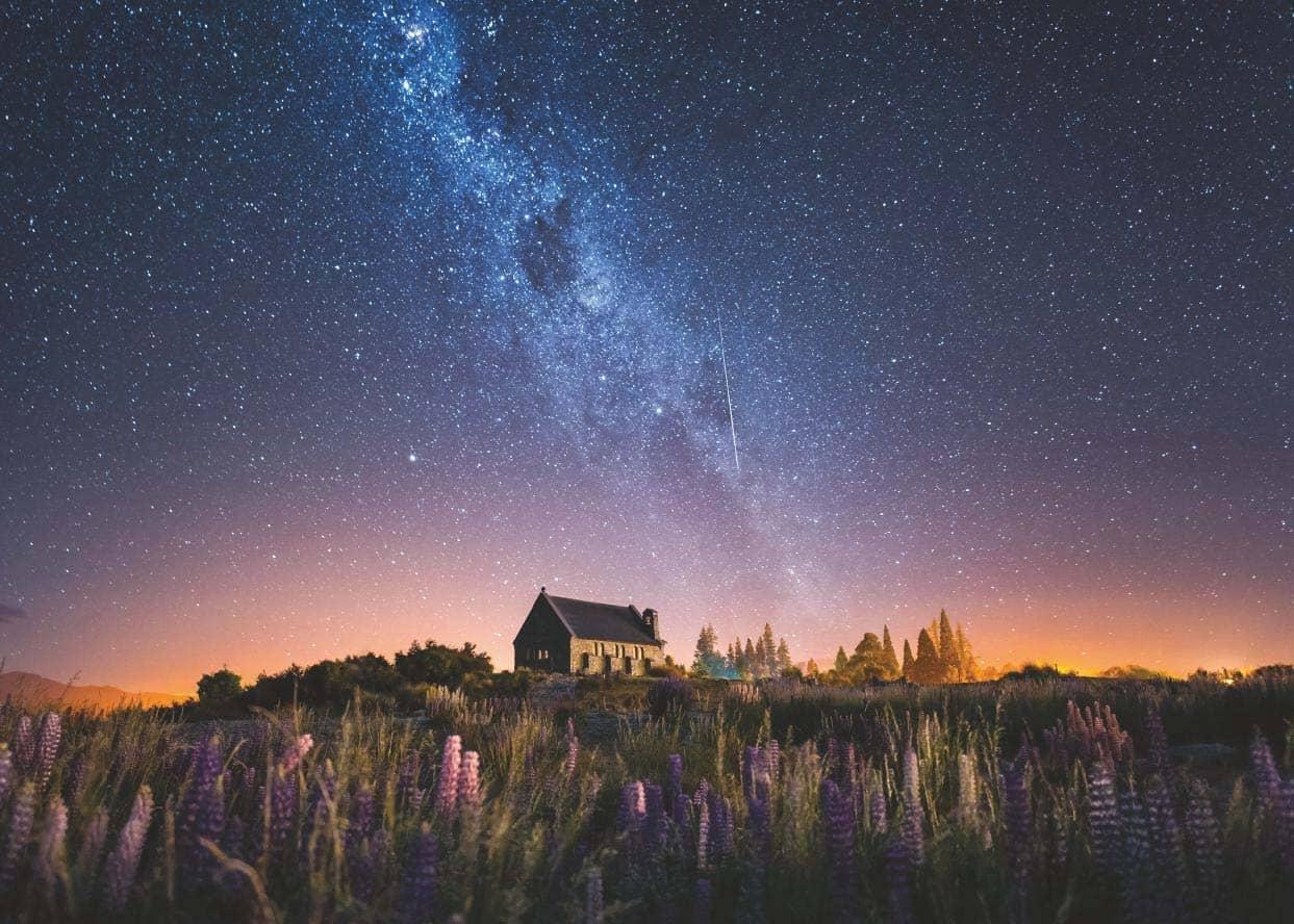 Stargazing across the WORLD