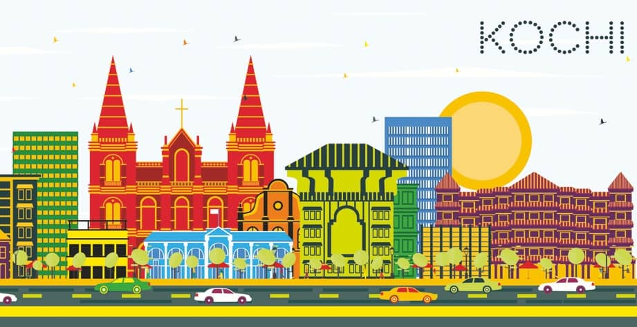 Kochi To Be One Of India's First Integrated Smart Cities