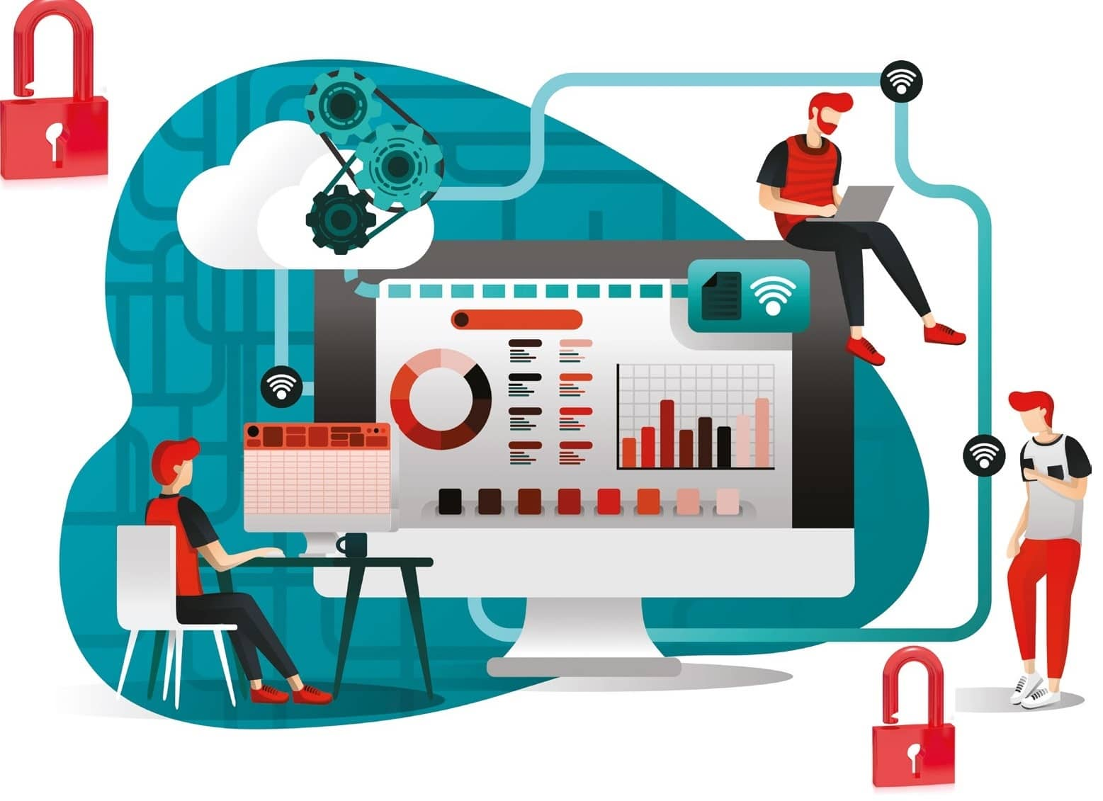 Top Tips For Secure Remote Working