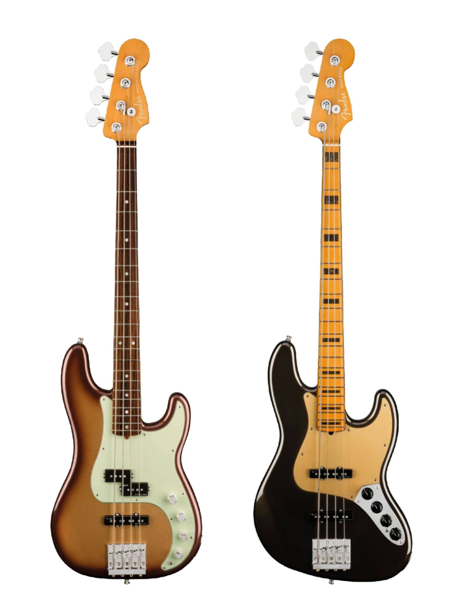 FENDER American Ultra Jazz and Precision