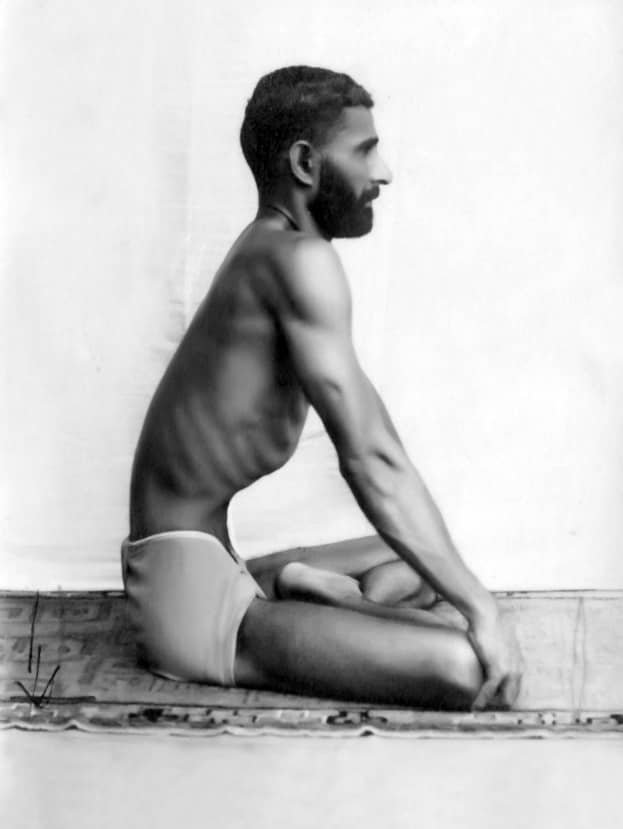 From the Archives of Yoga and Total Health Uddiyana