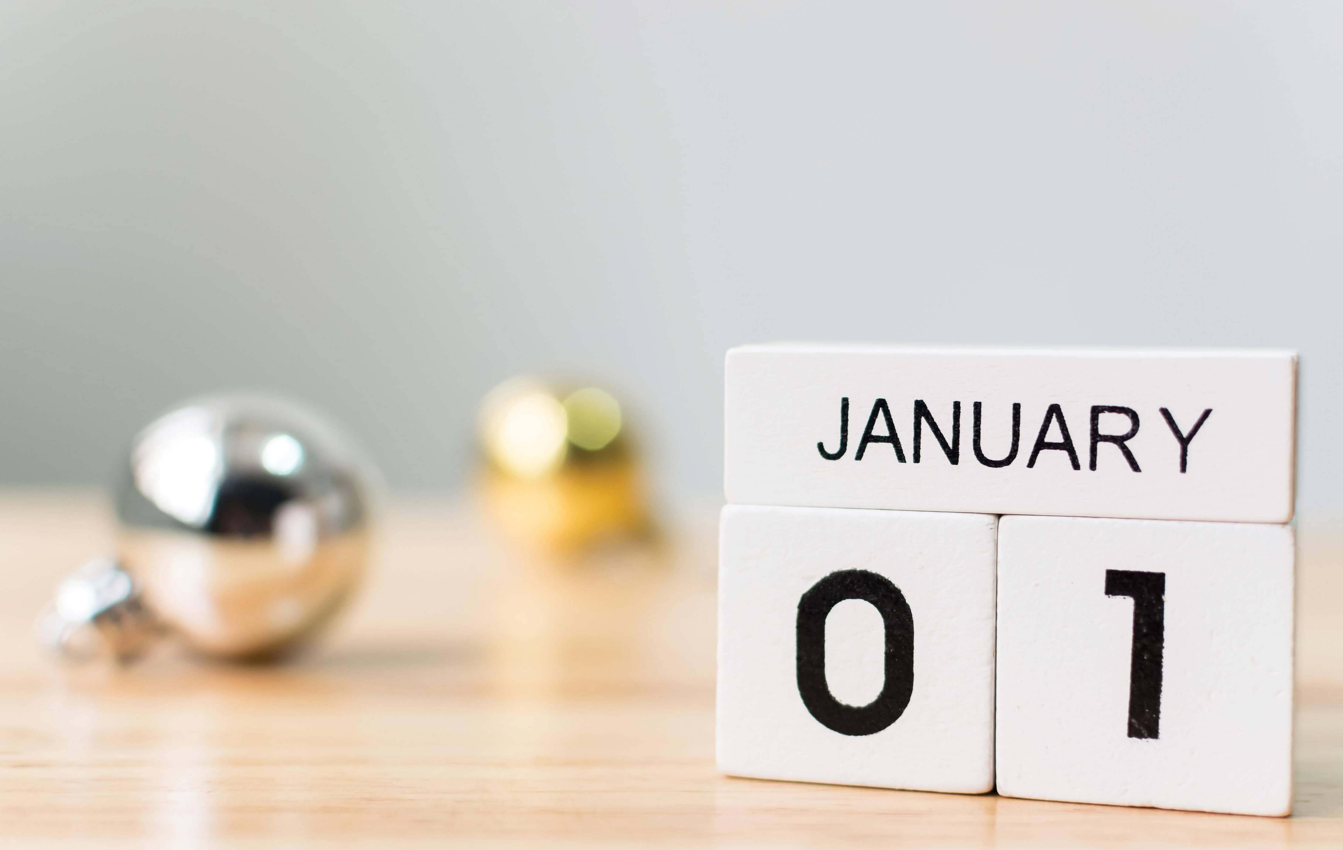 New Year's Guide To Making Lasting Changes