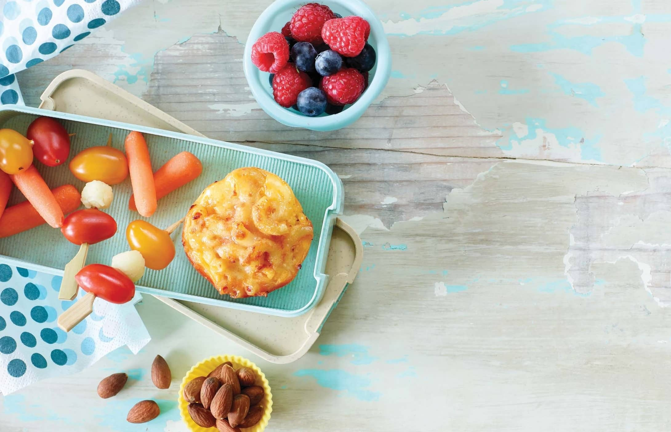PACK UP THE FUN WITH Healthy KIDS' LUNCHES