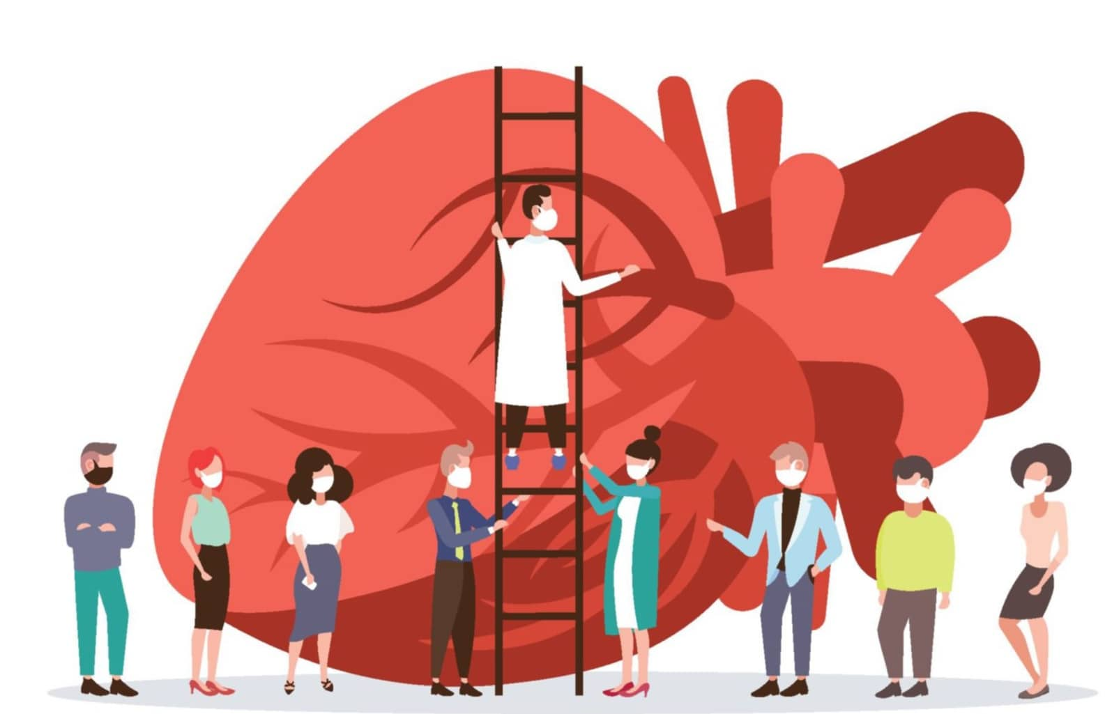 Can Improving Heart Health Reduce COVID Risk?