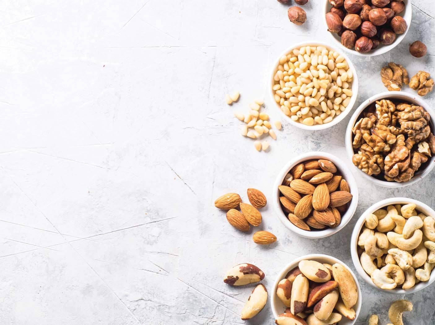 Are There Benefits to Going Nuts with Your Diet?