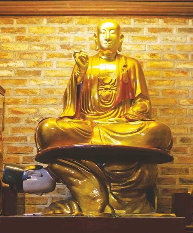 A King Who Favored Buddhism