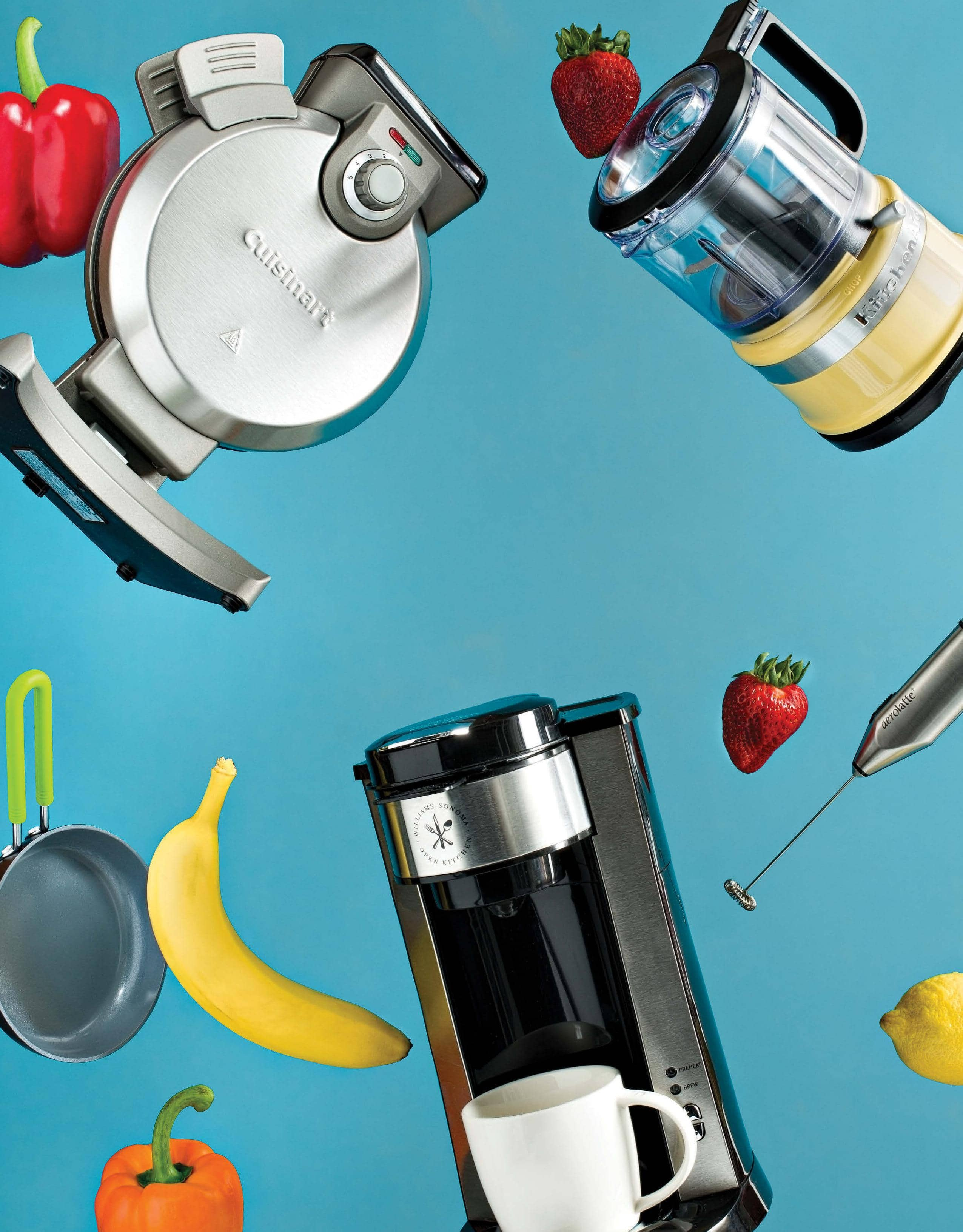 Compact Culinary Appliances To Fit Your Aesthetic