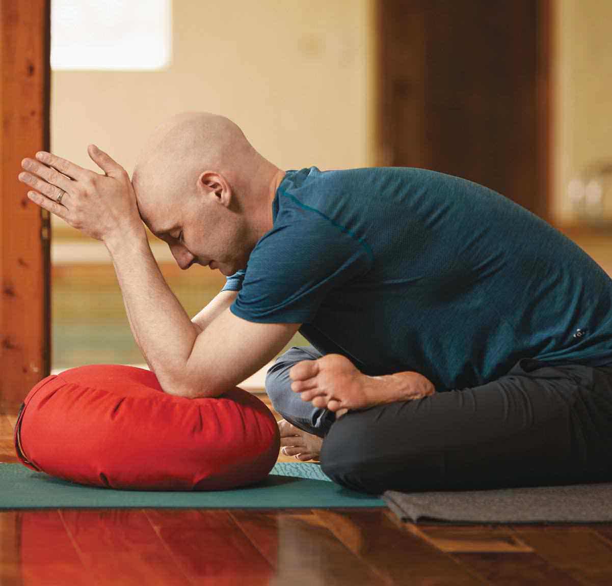 Find Balance With Yin Yoga