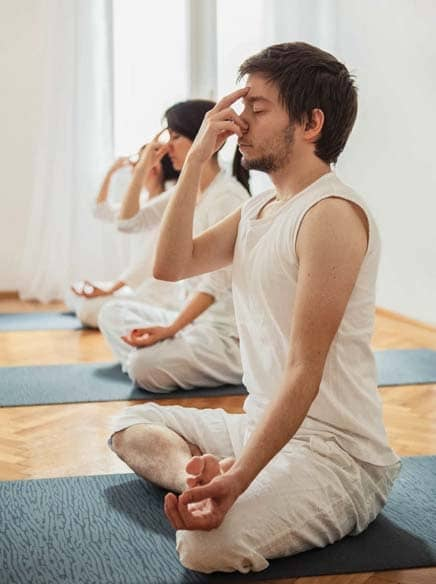 Pranayama to Soothe Frazzled Nerves and Cultivate Clarity