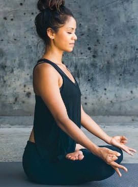 6 Ways To Meditate The Pounds Away