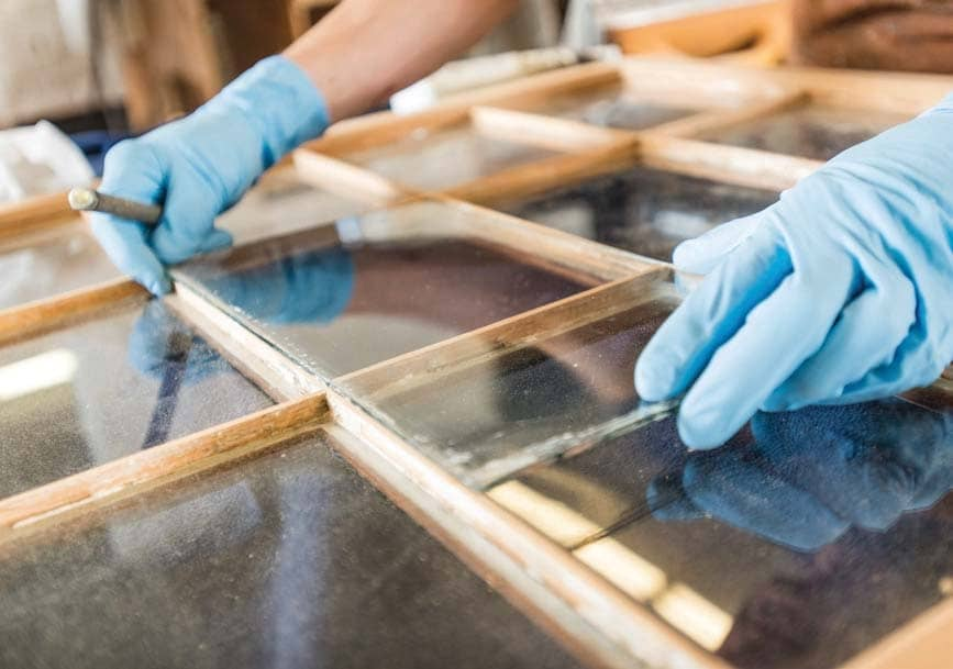 The Case for Repairing Wood Windows