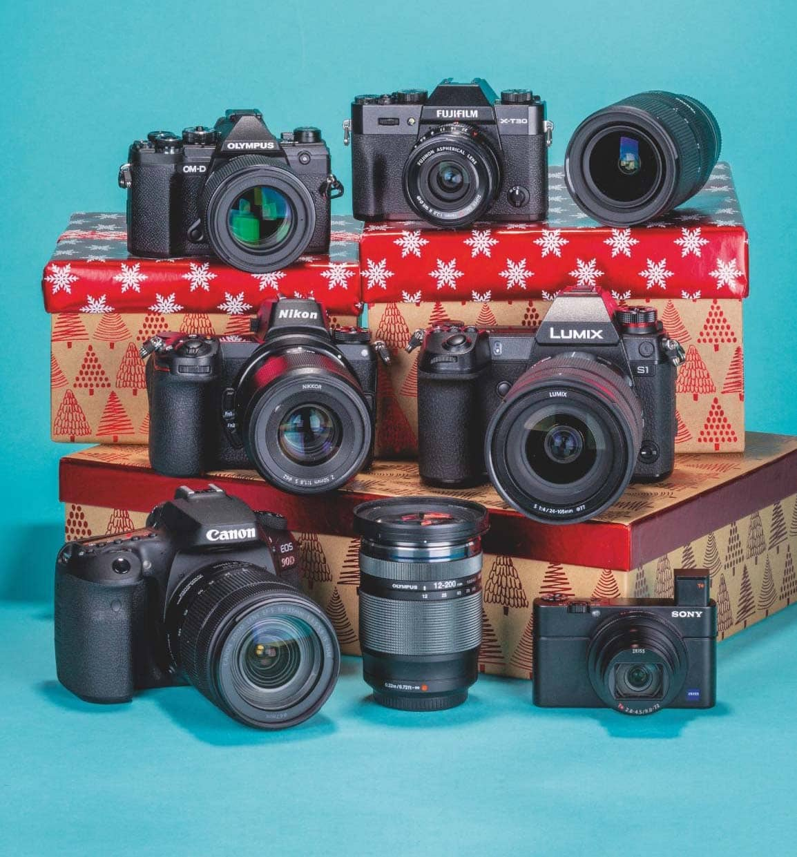 Best Cameras & Lenses 2019