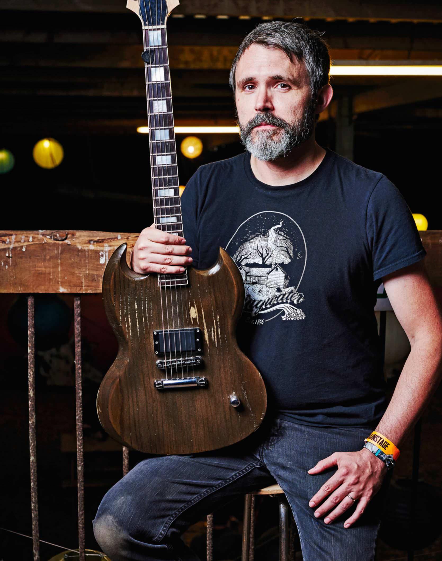 Me And My Guitar - Dallas Thomas