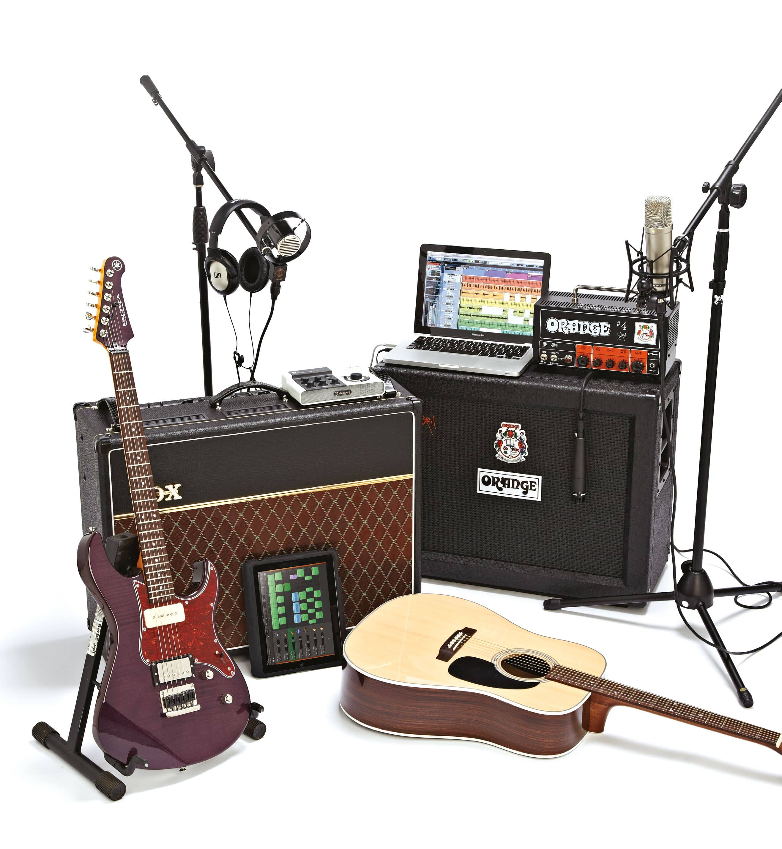 Record Your Electric Guitar