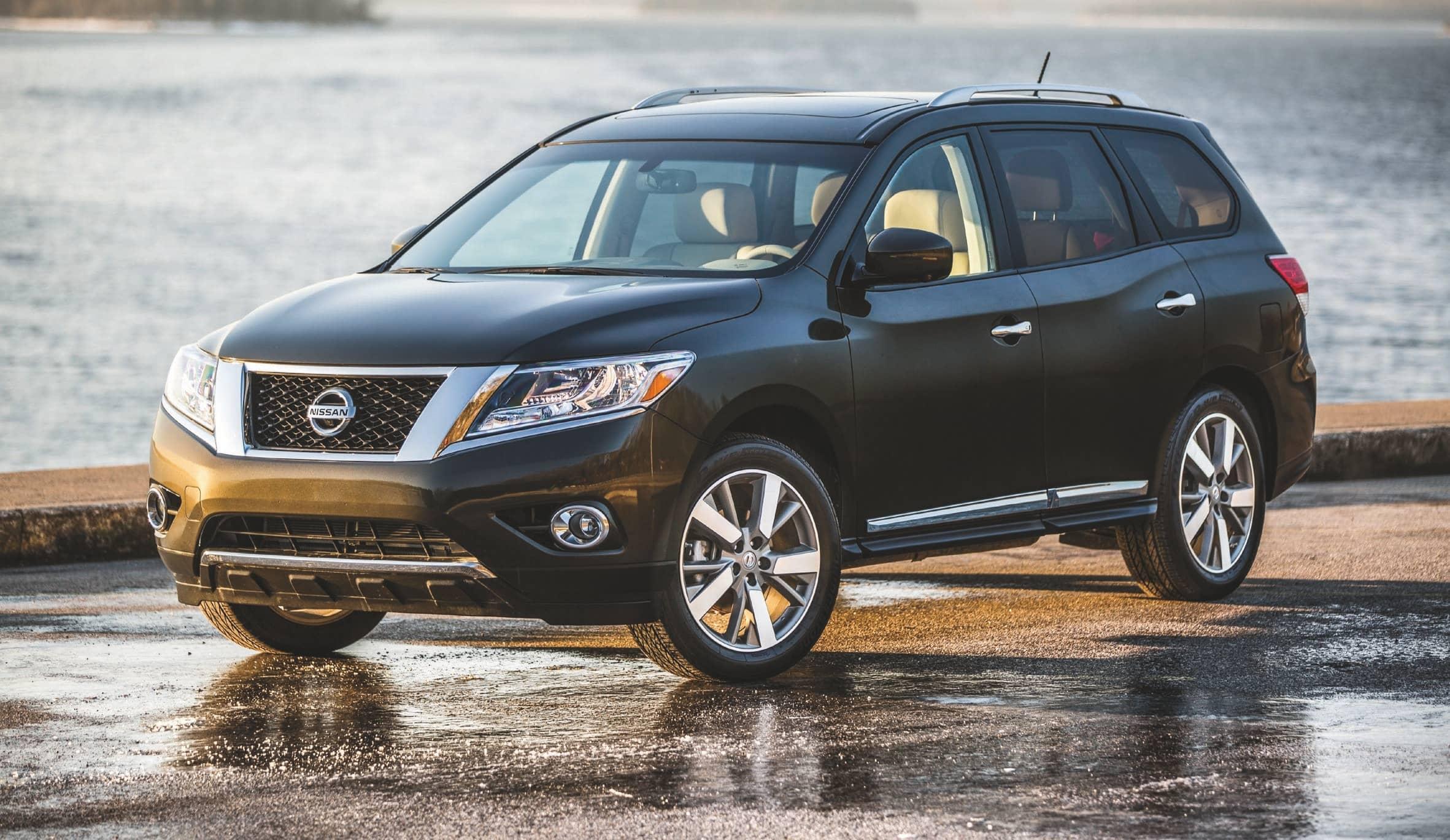 2013-2017 Nissan Pathfinder