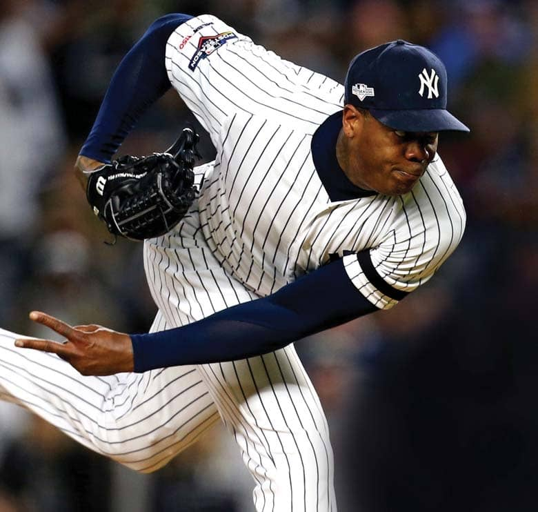 CAN PITCHERS THROW EVEN HARDER?