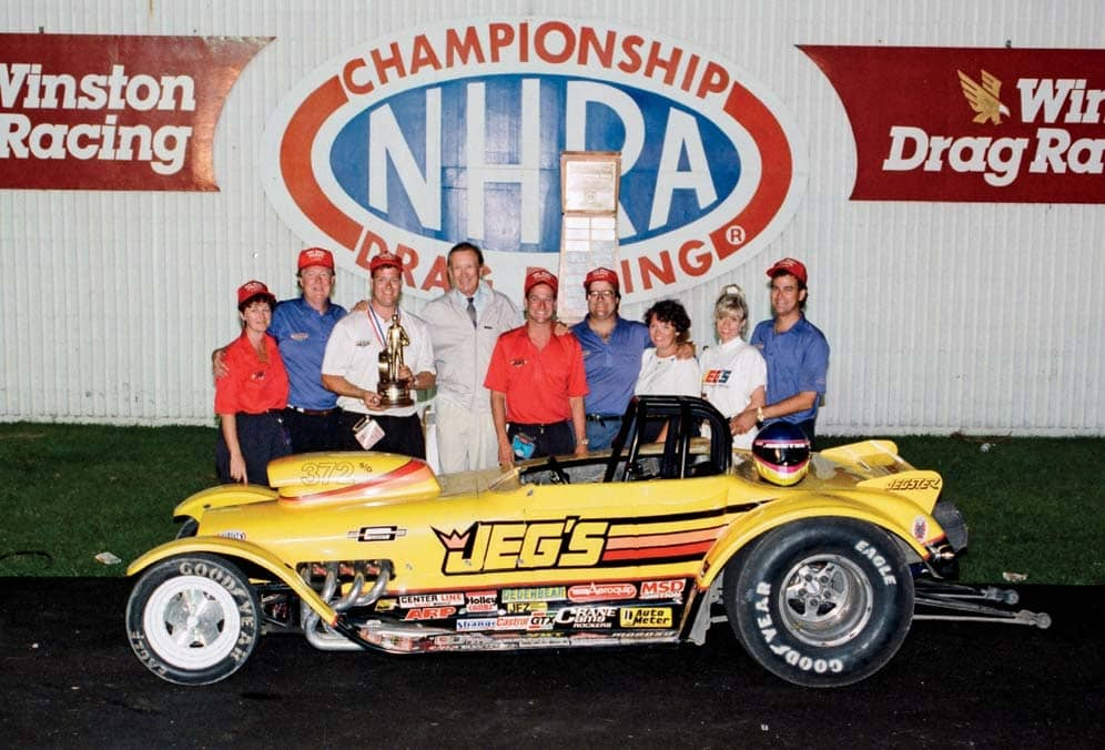 Jeg Coughlin Jr. Reflects On The Magic Of Racing At Indy