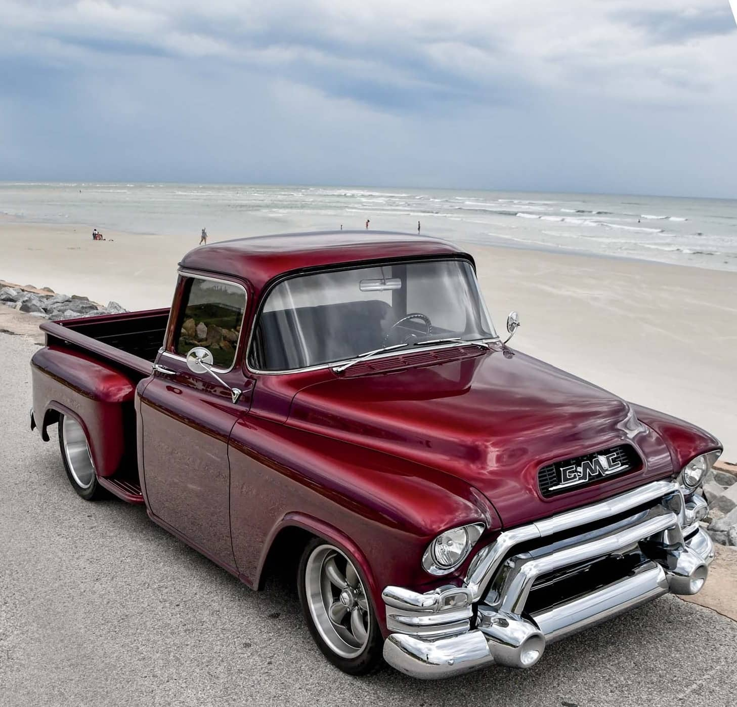 Vintage Lines Powered By Modern Muscle