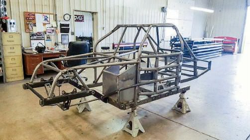 Lefthander's New Truck Chassis