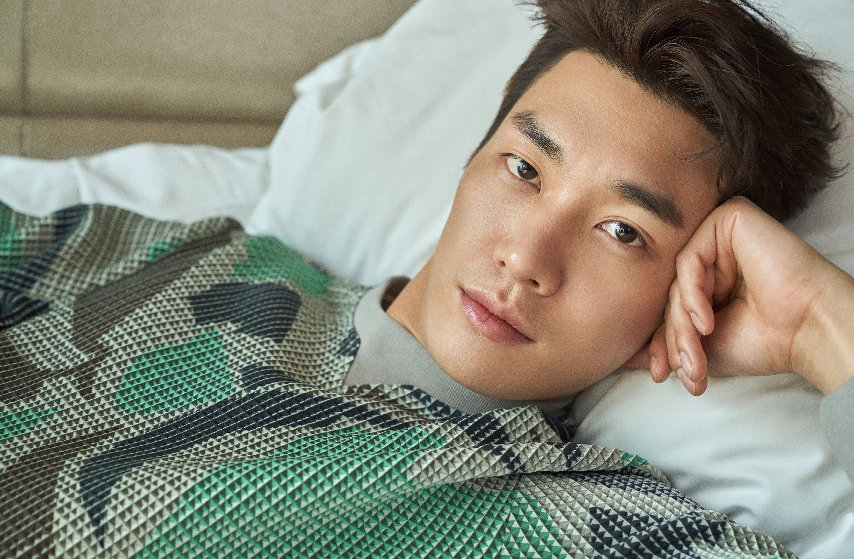 Kim Young Kwang Challenges The Entertainment Industry With His Acting chops
