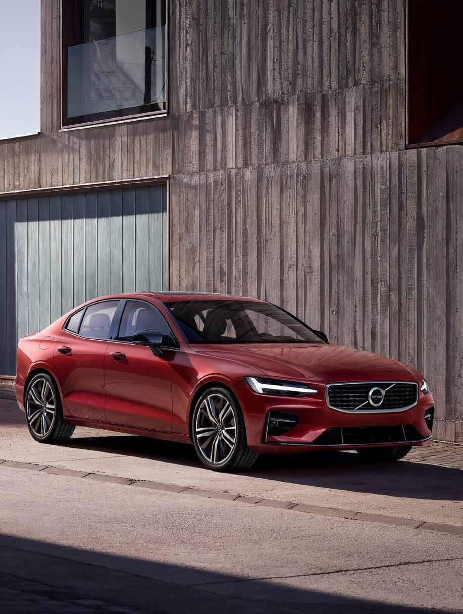 Volvo S60 Presents A Thrilling Ride