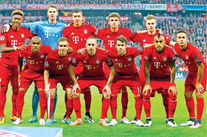 Bayern Munich And PSG Are Ruling The Roost In Their Leagues