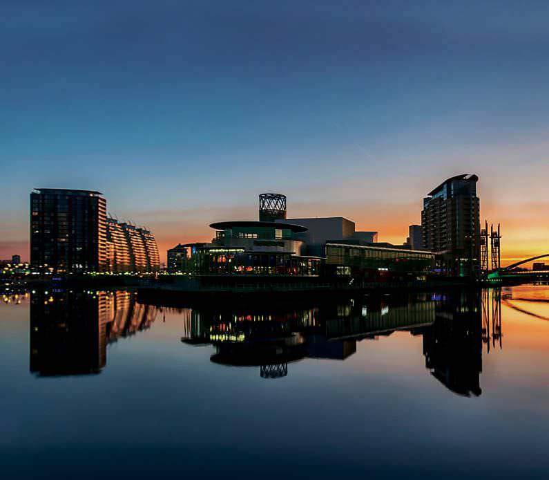 Take A Break At The Quays