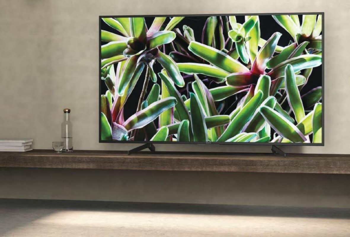 Sony Bravia Master Series TV - Supersized Entertainment