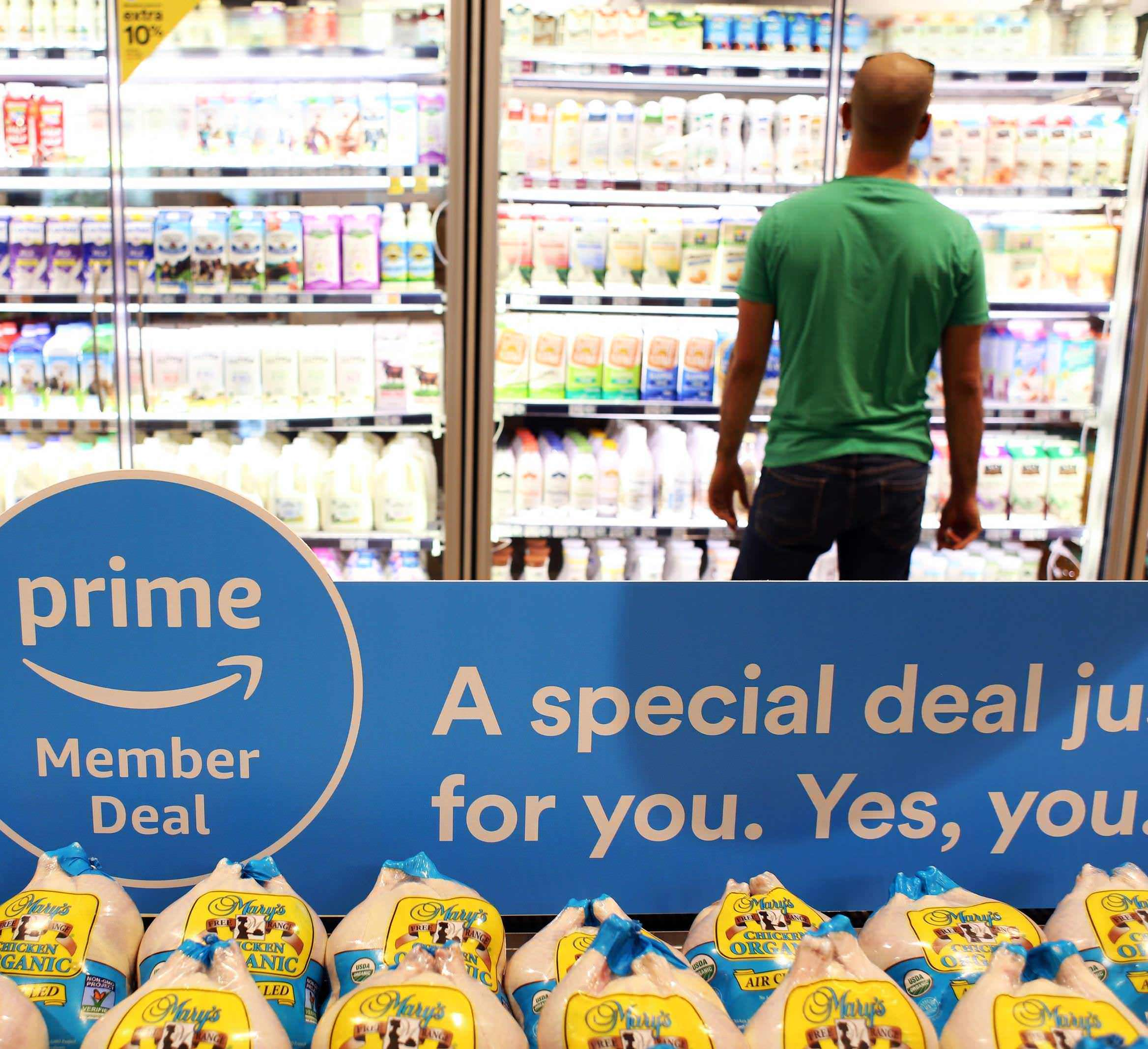 What S New For Amazon S Prime Day Deals At Whole Foods