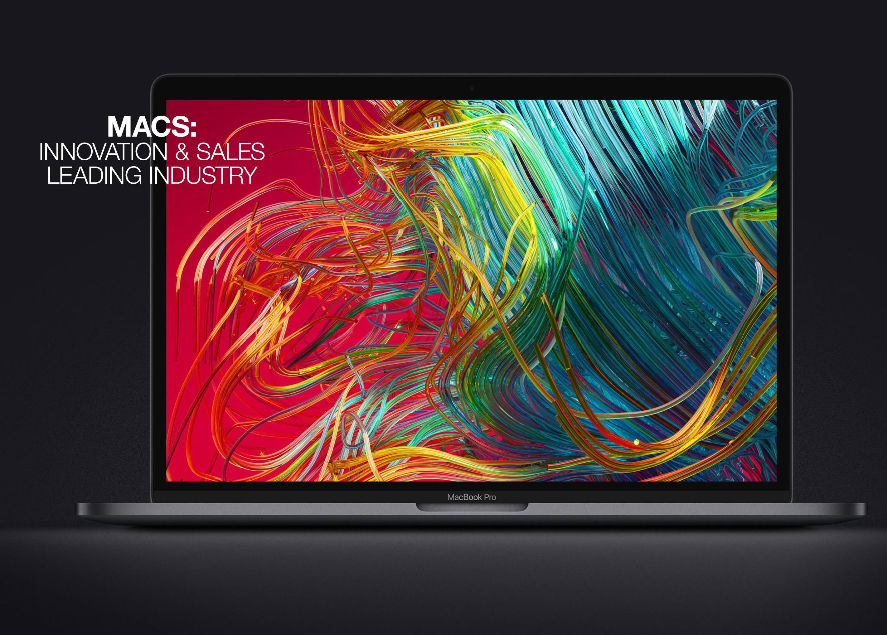 MACS: Innovation & Sales Leading Industry