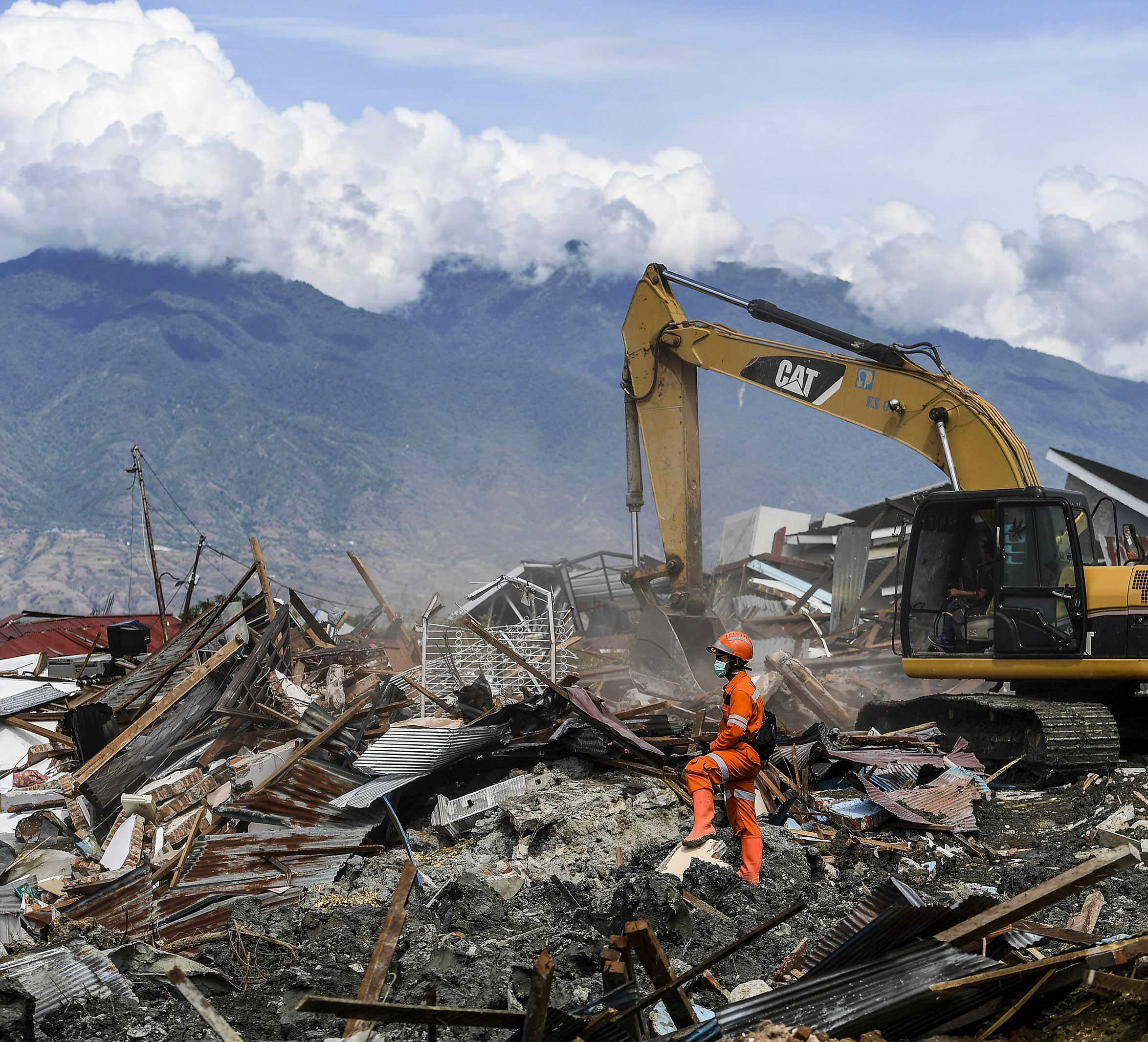 Losses From Natural Disasters Surge Over Last 20 Years
