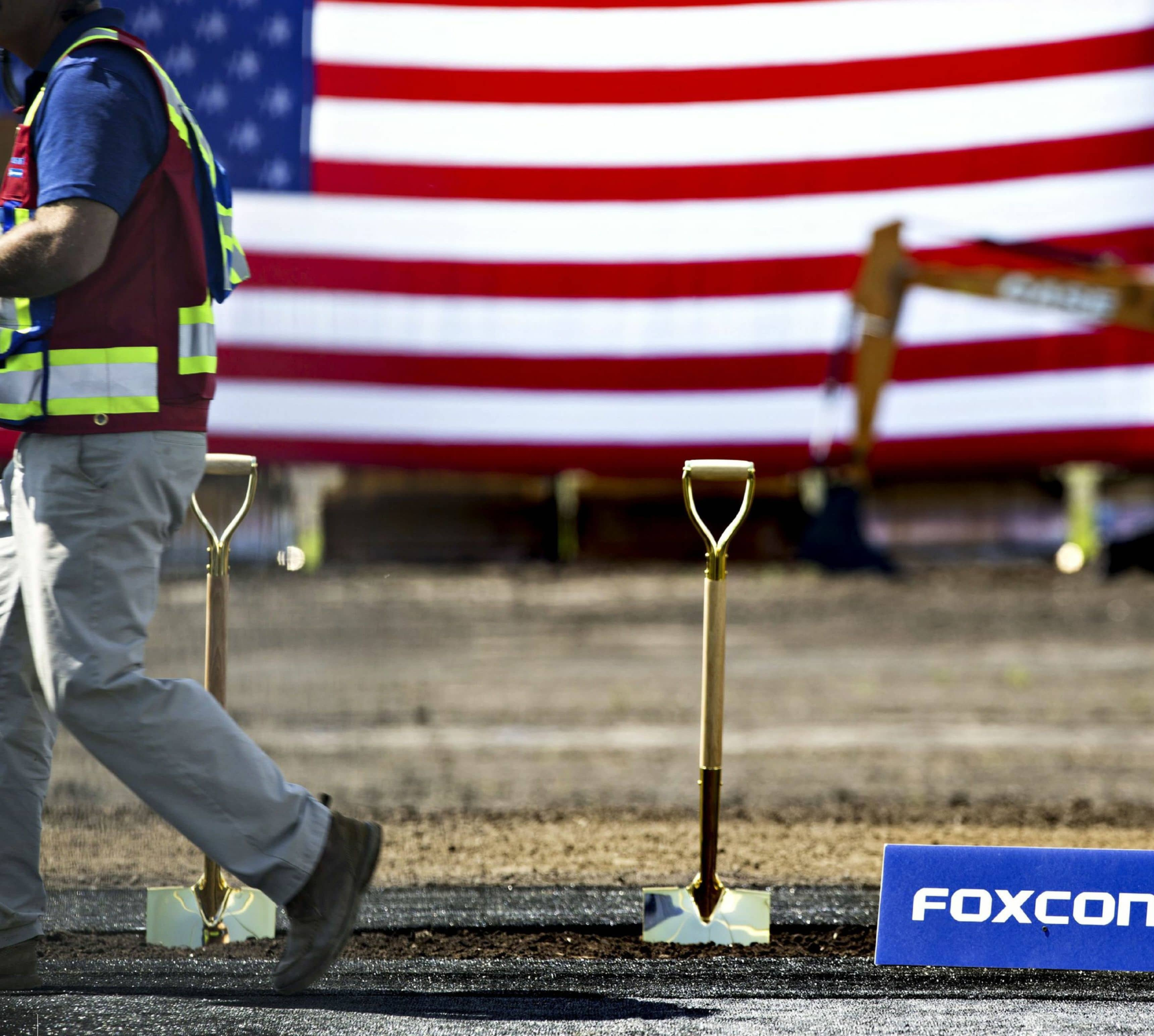 Foxconn Doesn't Meet Wisconsin Jobs Benchmark For 2018