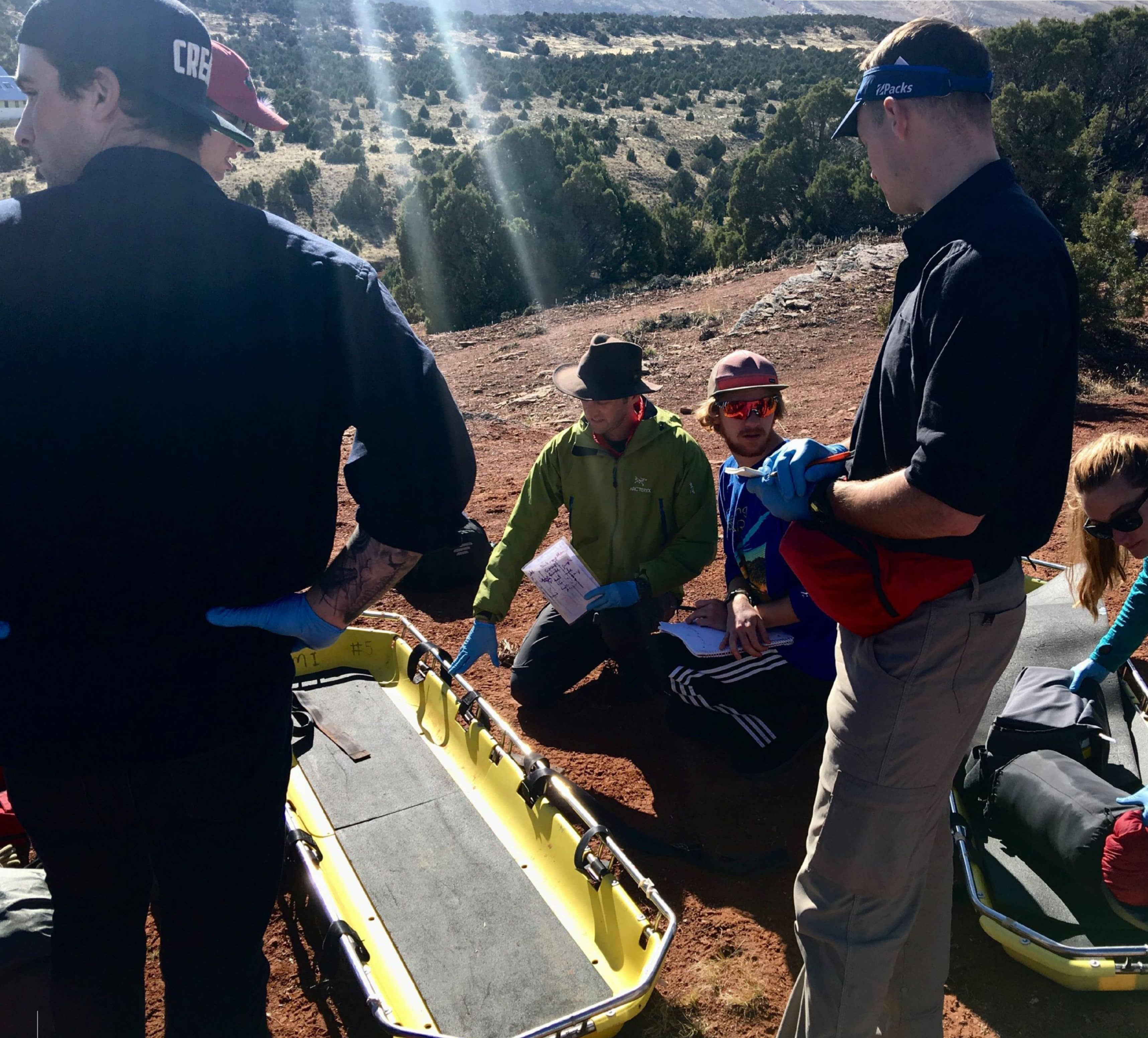 New System To Help In Backcountry Rescue Missions