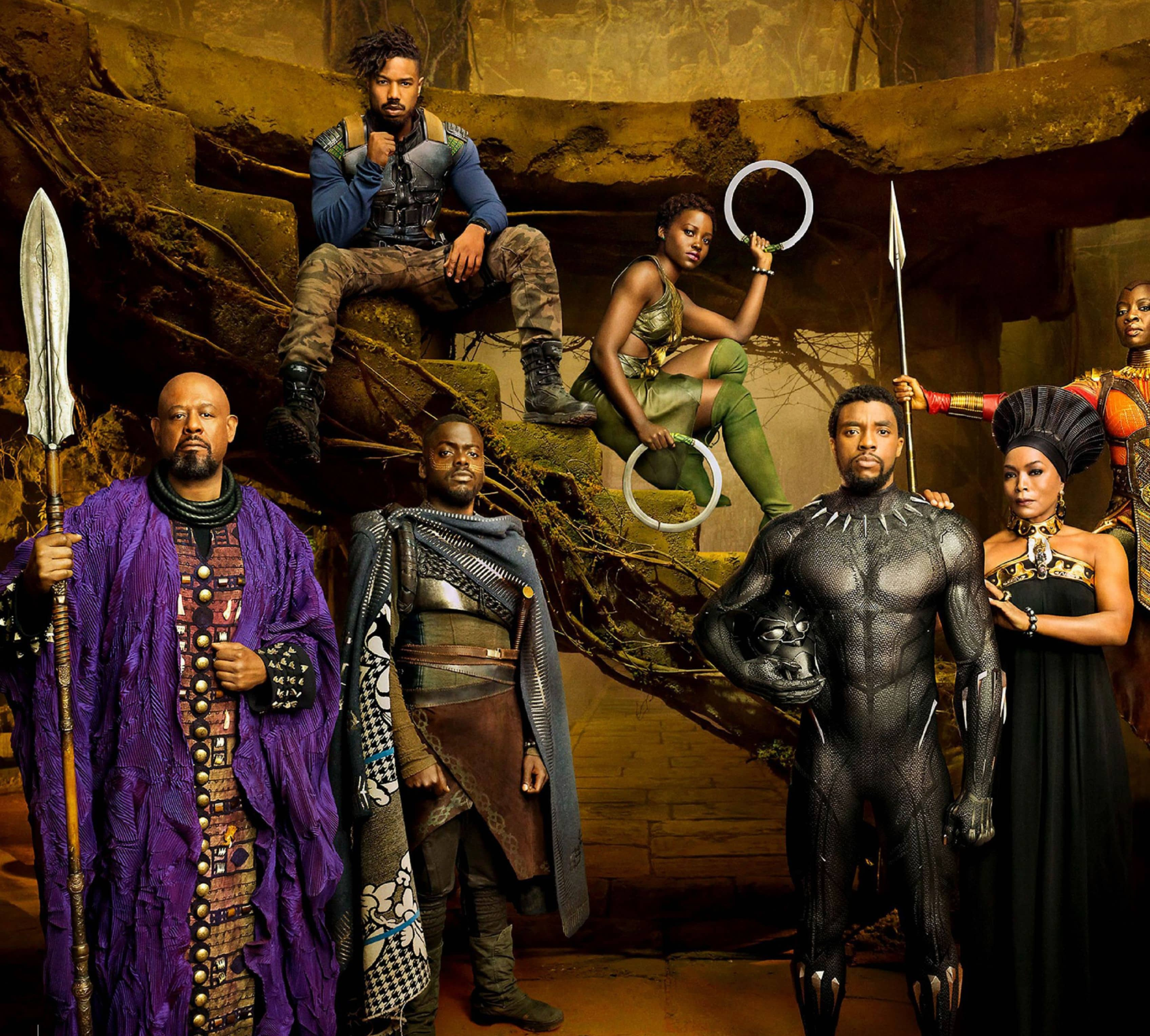 'Black Panther' Makes Oscar History With Best Picture Nod