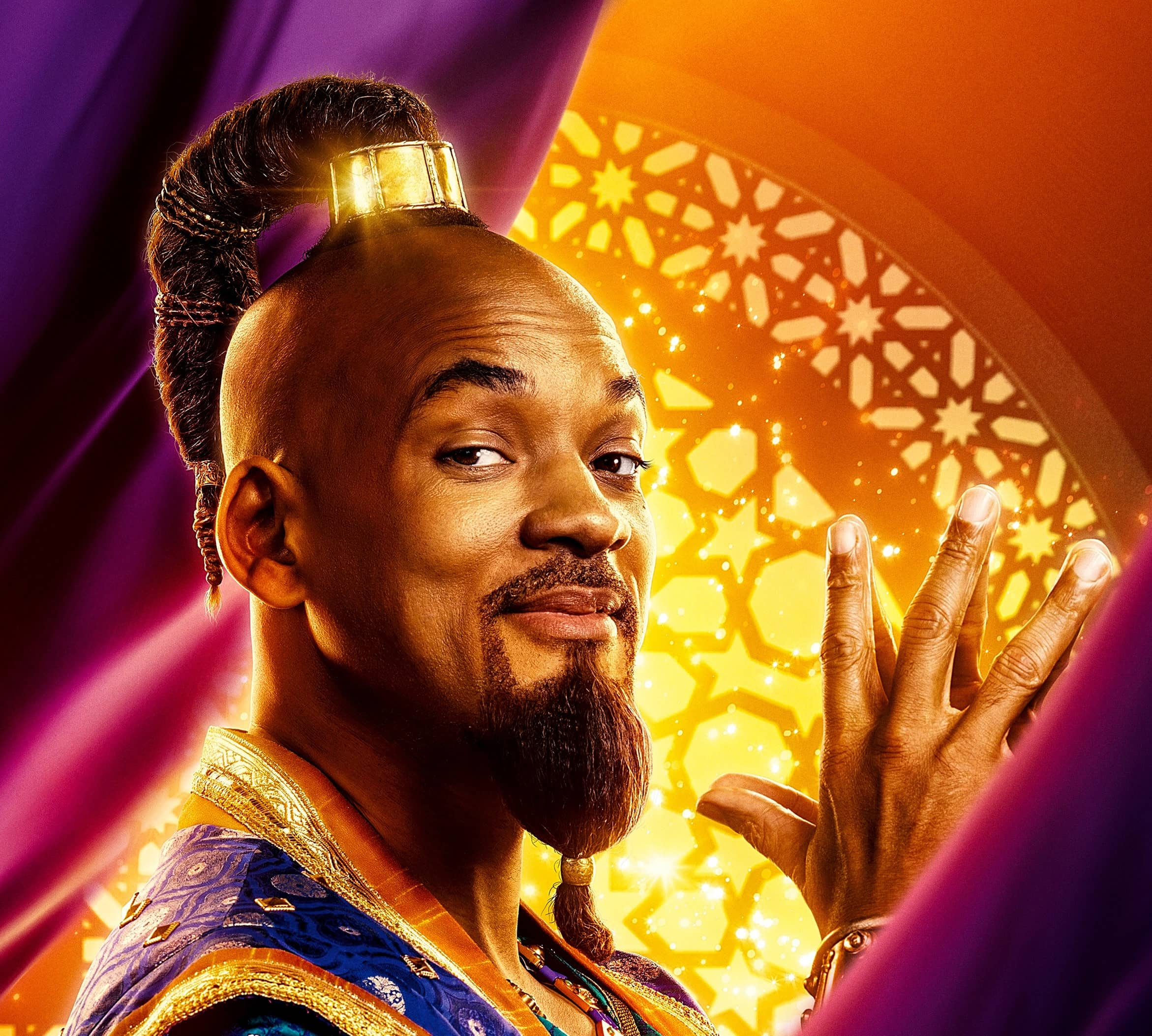 Recreating 'Aladdin's' Magic With Will Smith And Fresh Faces