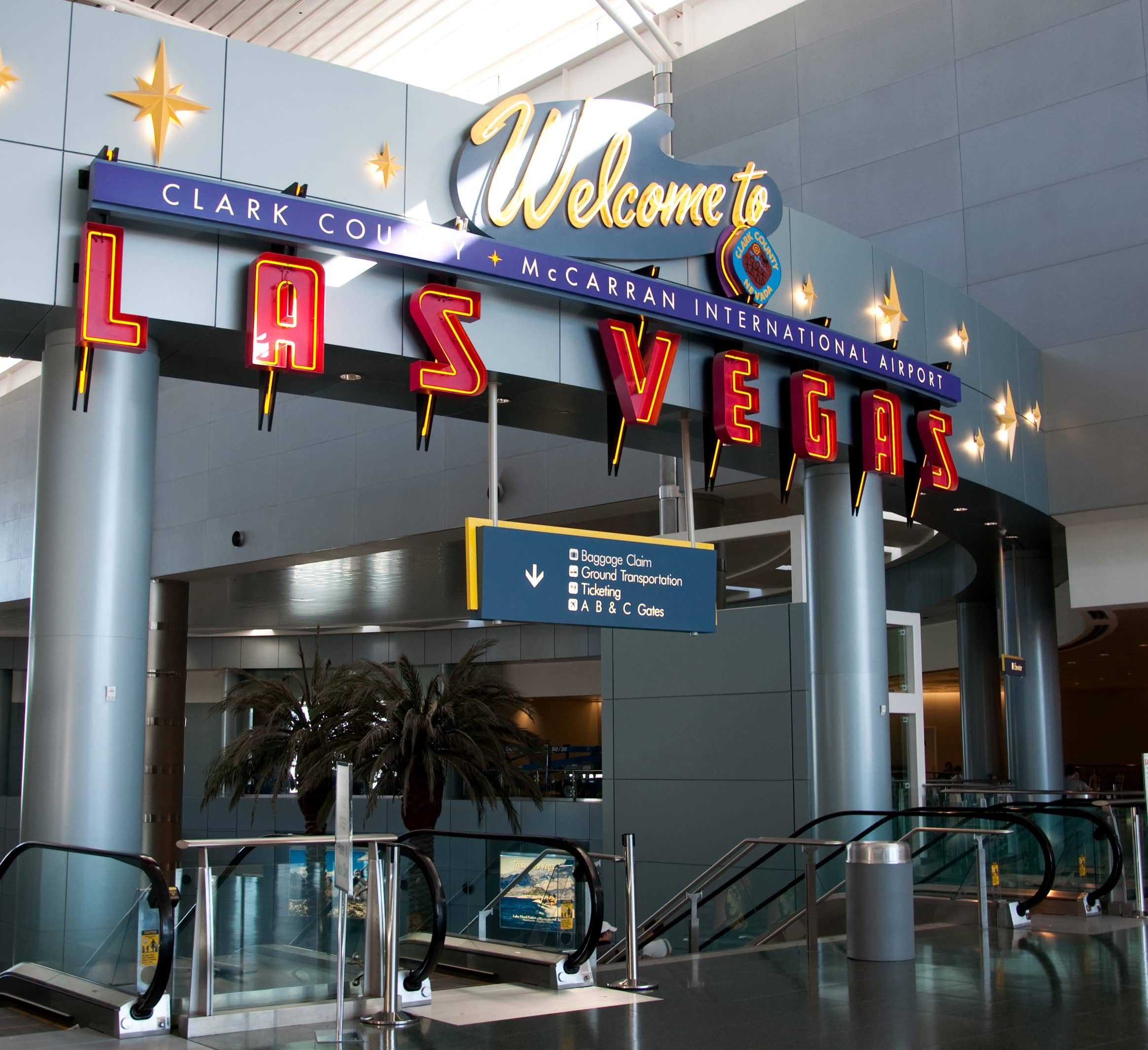 Facial Recognition Technology Tested At Airport In Las Vegas