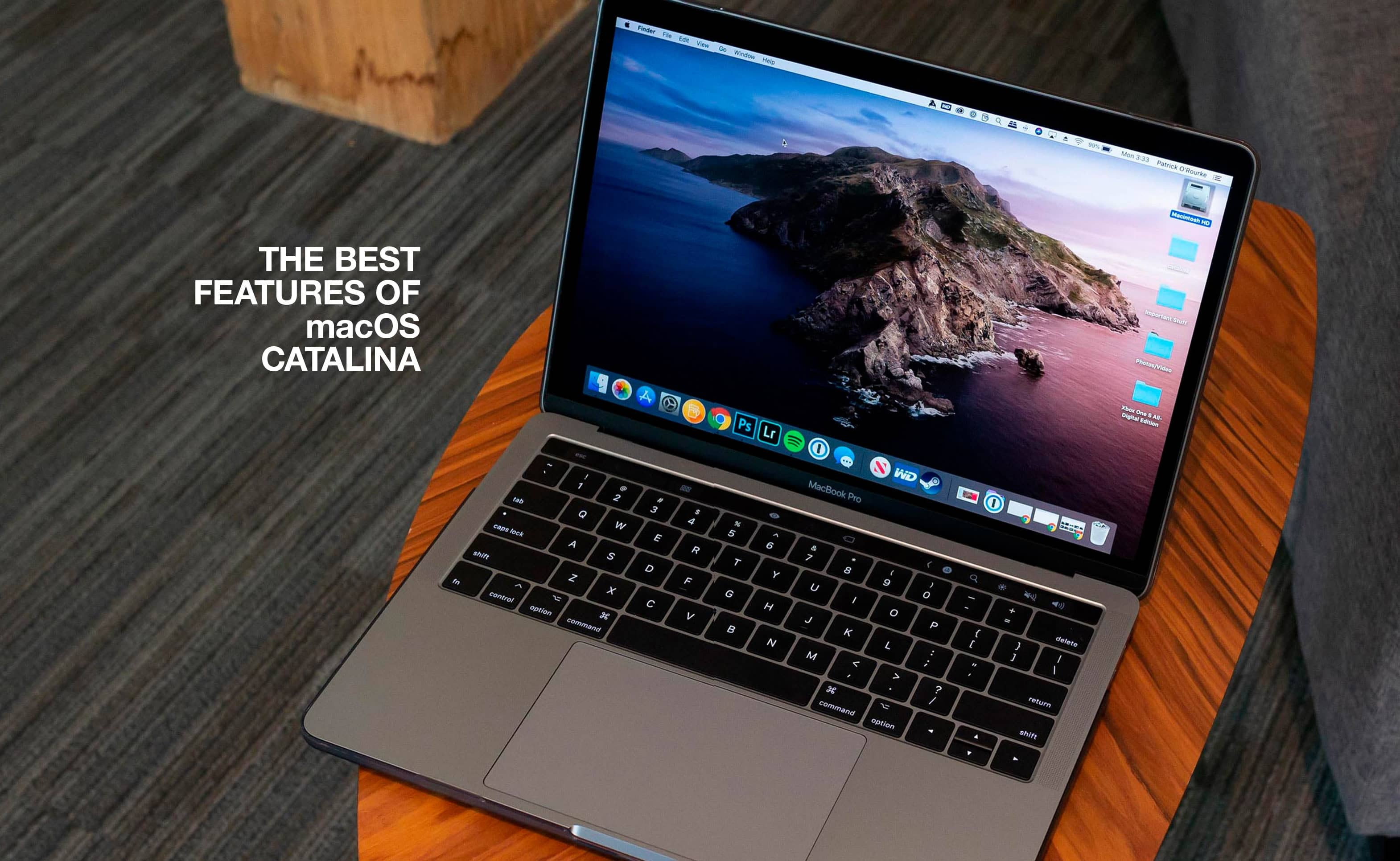 The Best Features Of macOS Catalina