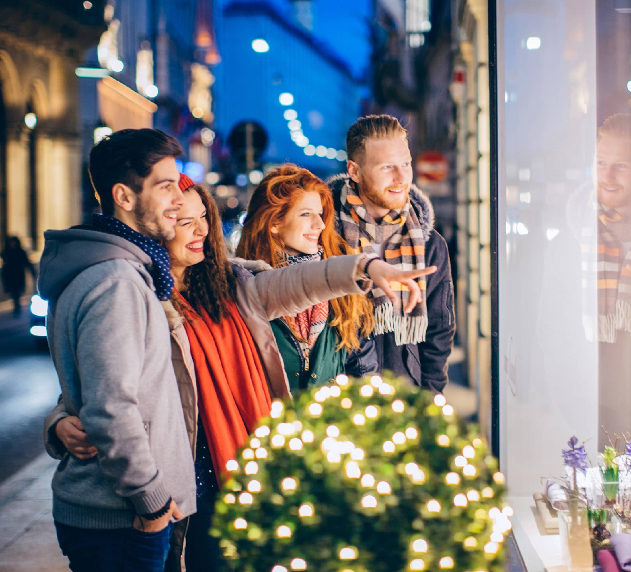 Providing A Unique Experience Is Retailers' Holiday Strategy