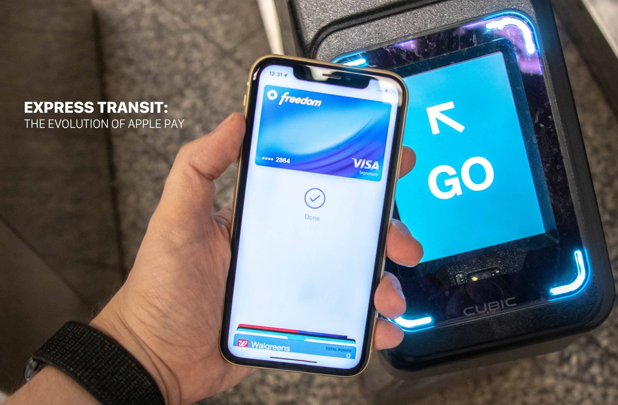 Express Transit: The Evolution Of Apple Pay