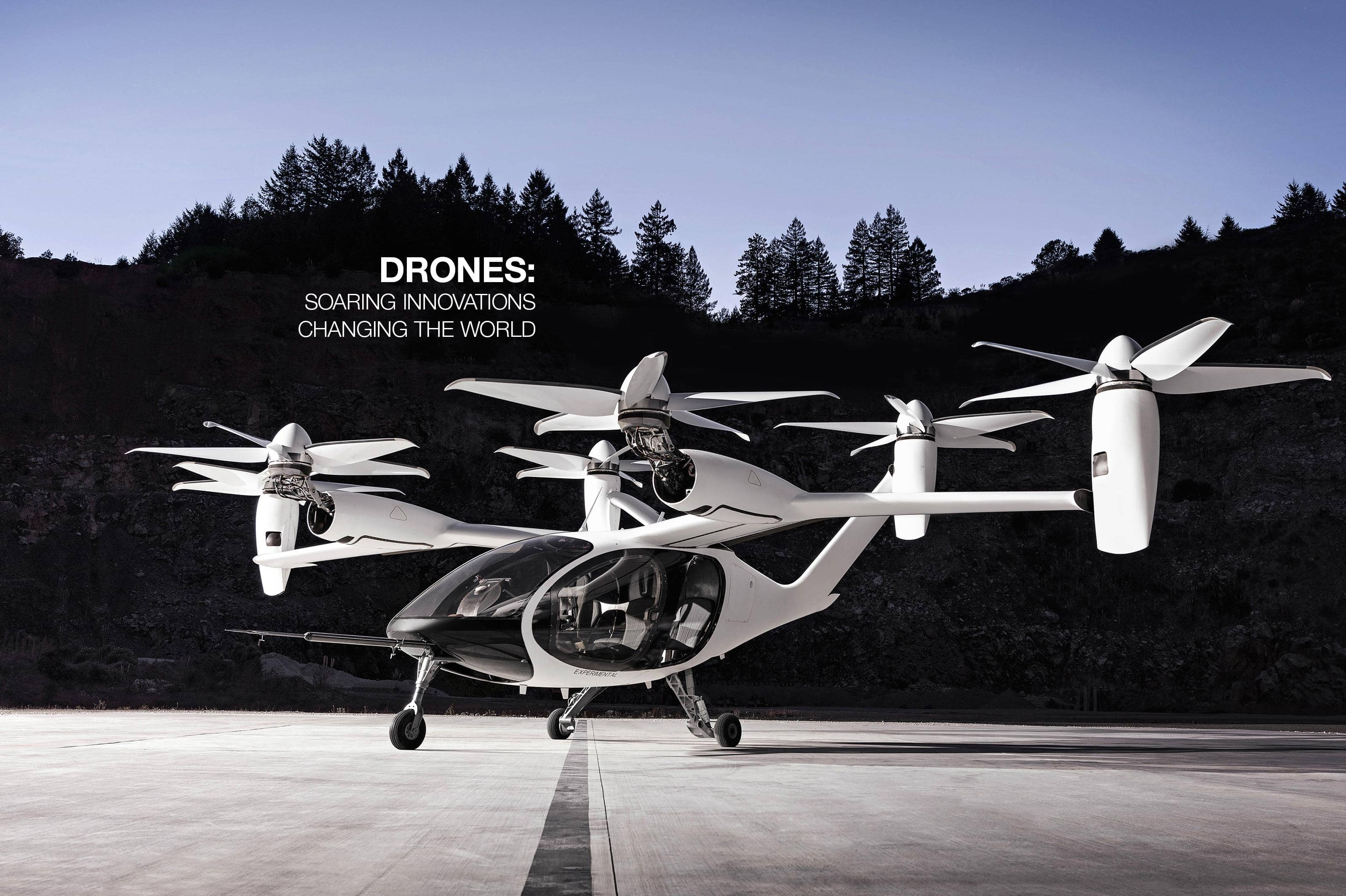 Drones: Soaring Innovation Changing The World