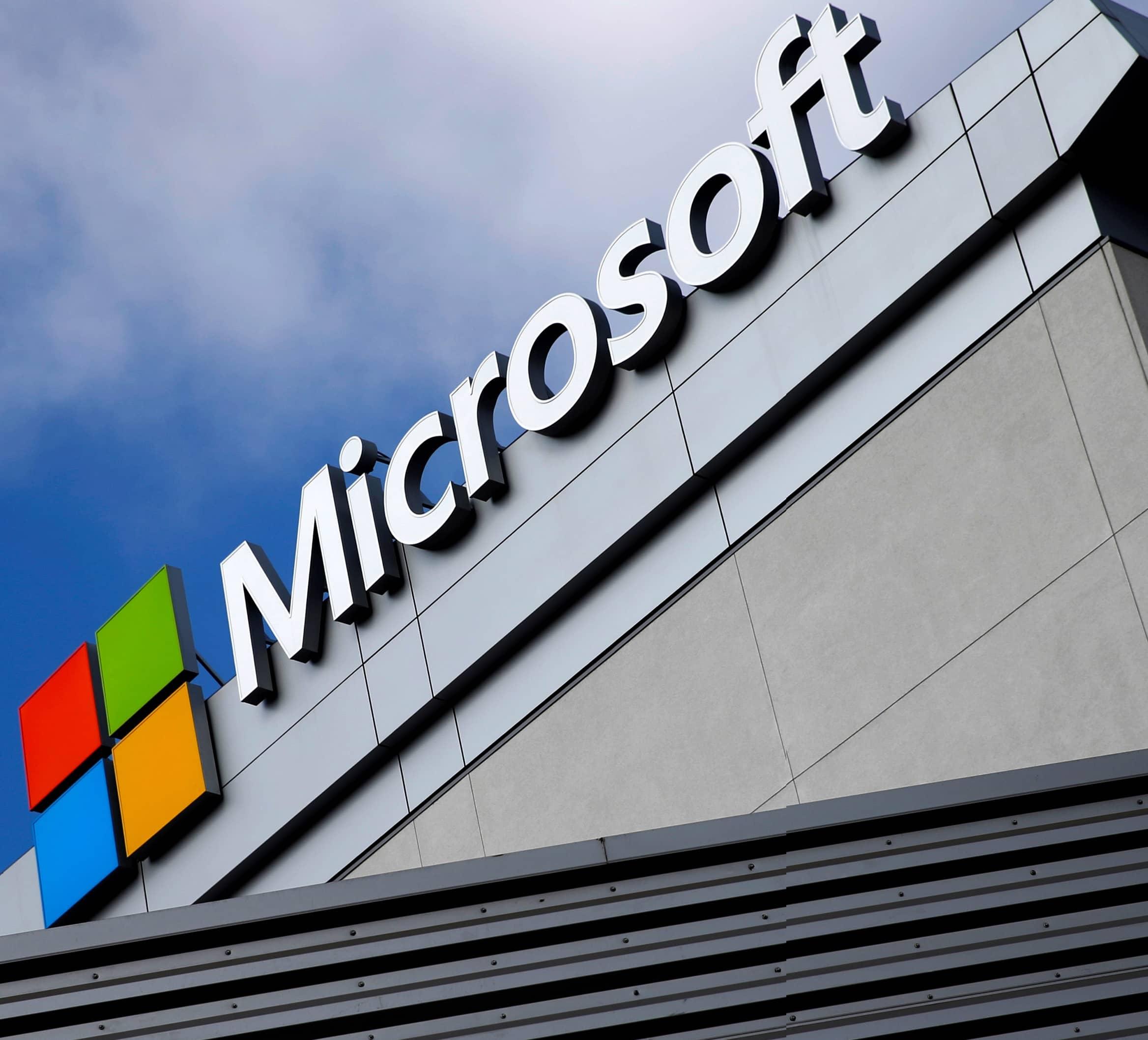 MICROSOFT'S TECHNOLOGY CHIEF PIVOTS TO PANDEMIC RESPONSE