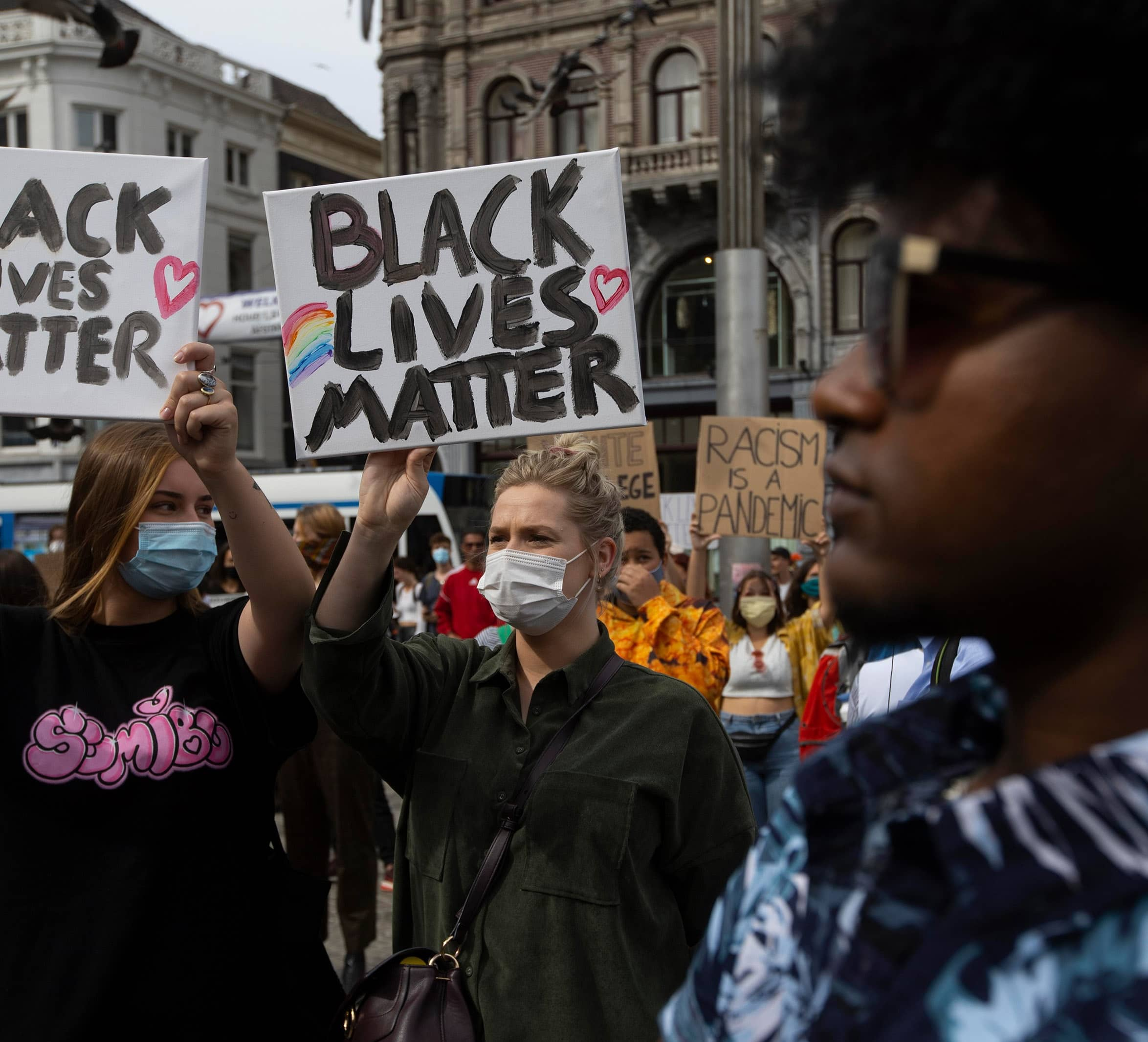 Brands Weigh In On National Protests Over Police Brutality