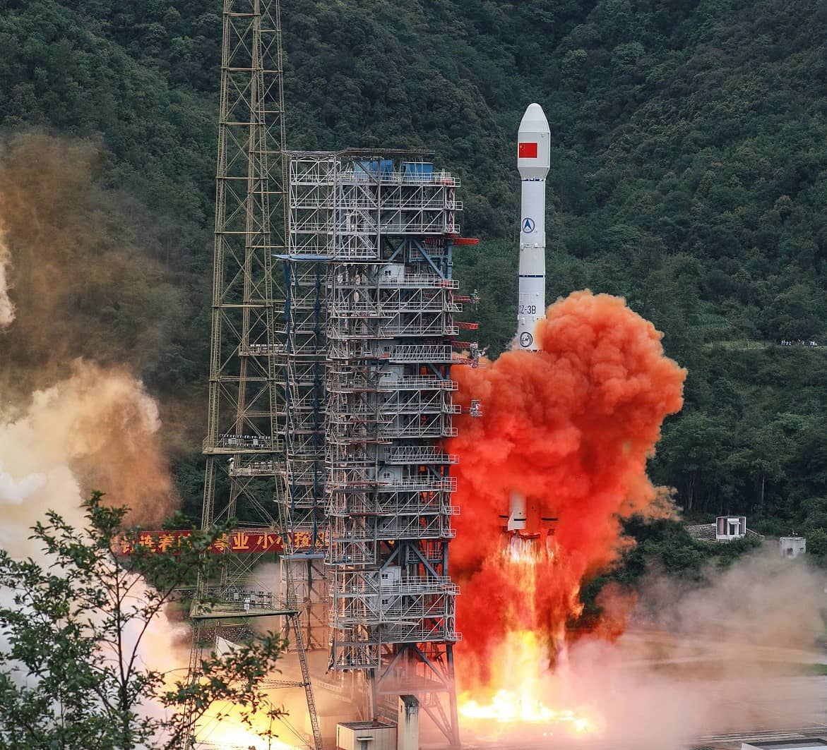 CHINA LAUNCHES FINAL SATELLITE IN GPS-LIKE BEIDOU SYSTEM