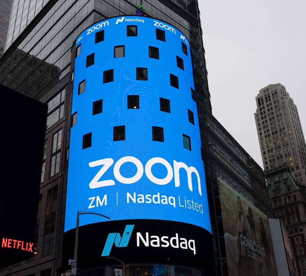Zoom Got Big Fast. Then videobombers made it rework security